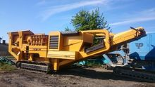 2005 Extec Roll Crusher