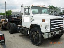 1987 INTERNATIONAL S1900