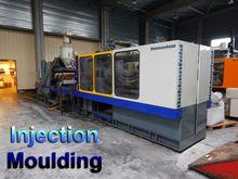 Battenfeld 500 ton CNC PVC extr