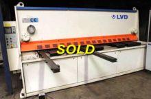 LVD HSTC - 3100 x 13 mm CNC Hyd