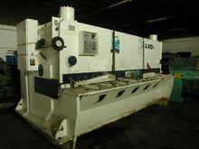 LVD MVCS 4100 x 20 Hydraulic gu