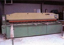 LVD MV 3100 x 4 mm Hydraulic gu