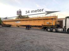 Stahl 63 + 63 ton x 34 500 mm C