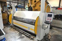 Ras 3200 x 4 mm CNC Hydraulic &