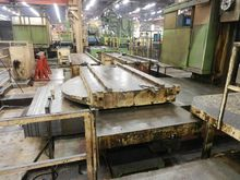 CNC Scharmann Turntable 3500 x