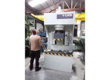 LVD 160 ton Open gap presses