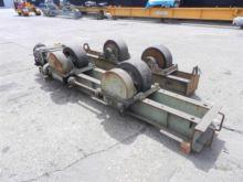 SAF EBF 40 ton Turning gears -