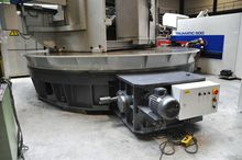 Turntable dia 4200 mm x 80 ton