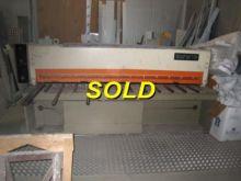 Safan ESB 2500 x 3 mm Hydraulic