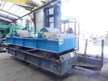 ZM Turning gear 120 ton Turning