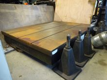 Stolle 2000 x 1500 mm Tables &