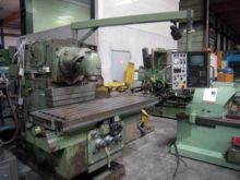 Used TOS FGSH 50 CNC