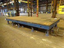 Welding table 6000 x 2400 mm Ta