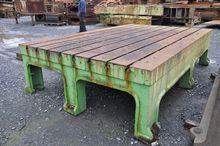 Welding table 3410 x 2150 mm Ta