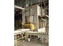 Sip 6000 ton rubber pad press H