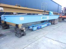 Abus 6,3 ton x 8520 mm Rolbrugg