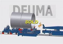 Deuma Type 814 Assembly & Weldi