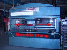 Sanson 50 ton H-frame presses
