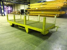 Loading trolley 20 ton Vehicles