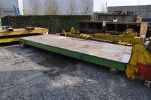 Welding table 6600 x 2300 x 300