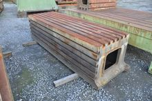 Clamping table 2660 x 830 x 710