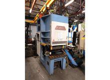 Leinhaas 63 ton Flanging presse