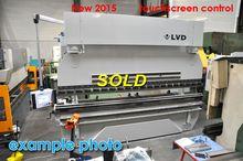 LVD PPNMZ 220 ton x 6100 mm CNC