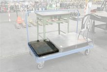 Cast iron surface plate 600 x 5