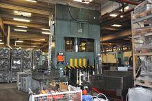 Soenen 400 Ton H-frame presses