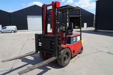 Still R60 3 ton Electric Vehicl