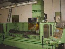 Unisign Univers 2 HF 35 CNC Bed