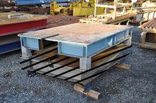 Welding table 2385 x 1720 mm Ta