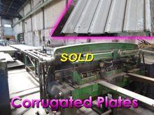 Ilma corrugated plates 1280 x 2