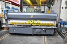 Haco HSLX 3100 x 8 mm CNC Hydra
