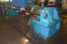 Press for rolls/tubes 100 ton H