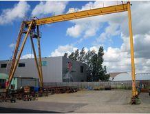 Demag 5T x 17000 mm Conveyors,