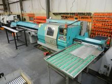 Index G200 + barfeeder CNC lath