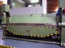 RAS 72.21 2540 x 4.5 CNC Hydrau