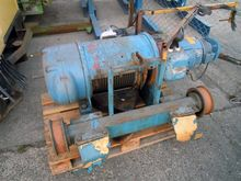 Used Demag Hoist 5T