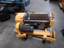 Used Kone hoist 5 to