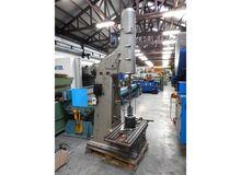 ABM Machines cylinder honing Ho