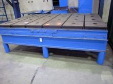 Used Tslot table - 3