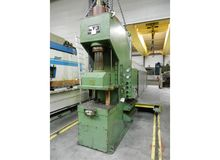 LVD 120 Ton Open gap presses