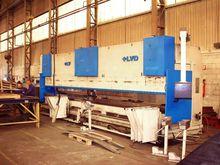 LVD PPEB 350 ton x 8100 mm CNC