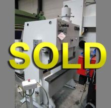 Used LVD PP 25 ton x