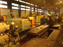 Hoesch MFD Ø 1400 x 6500 mm CNC