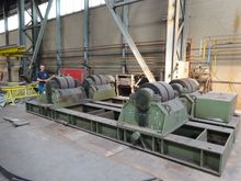 Welding positioner 400 ton Turn