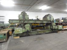 Welding positioner 400 ton Turn