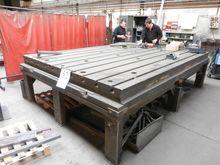 Welding table 3500 x 2500 x 250