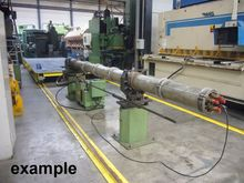 LNS Hydrobar 3000 mm CNC lathes